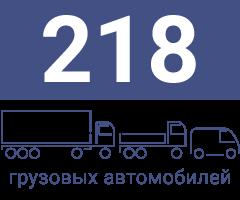 218 cargo auto park
